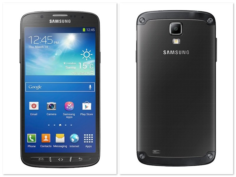 If You Re Hy With The Features Of Samsung Galaxy S4 Then Better Be Excited For Its Brother Active Because