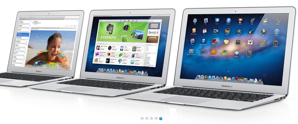The All New Macbook Air Mid 2011 • Jam Online