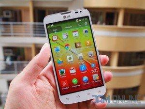 LG L70 Dual Apps