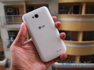 LG L70 Dual Back