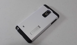 Spigen Slim Armor for Galaxy Note 4