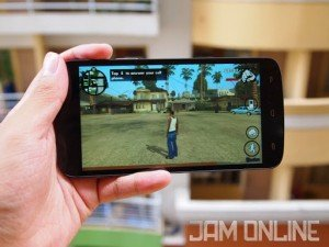 Cherry Mobile Infinix Pure XL gaming