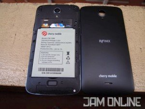 Cherry Mobile Infinix Pure XL loob