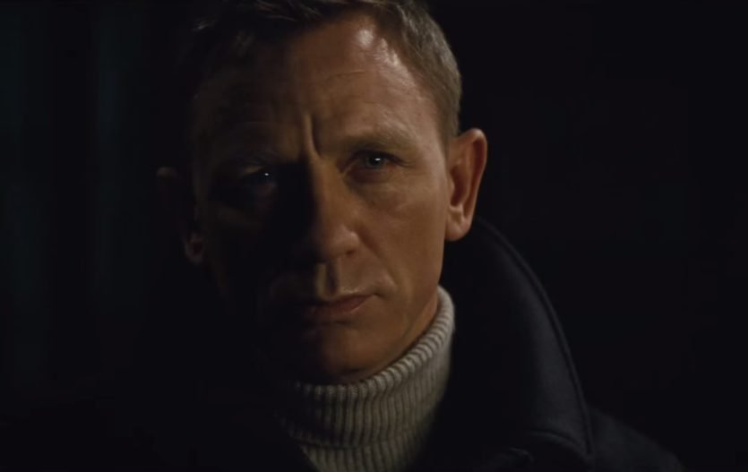 SPECTRE teaser trailer is here!