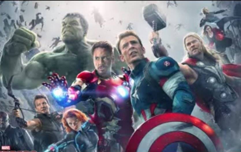 Download The Avengers 2012 Full Movie Dvdrip - Blogster