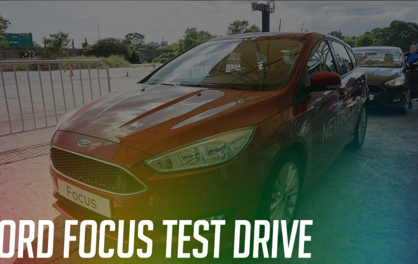 Test Drive: All-New Ford Focus with Ecoboost
