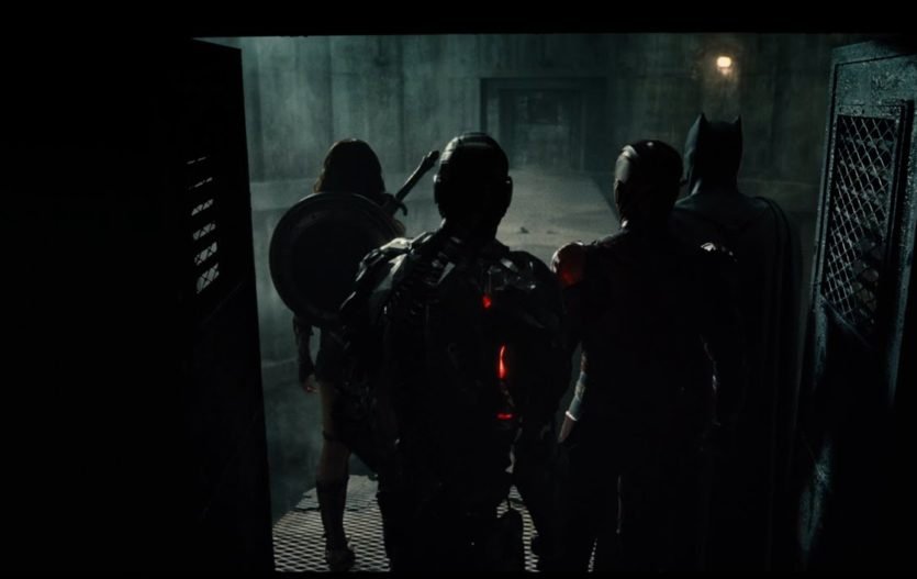 Justice League trailer is here and it's awesome