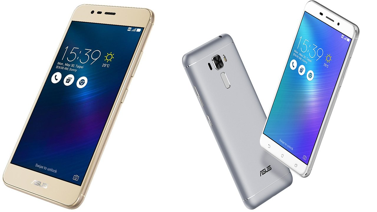 Zenfone 3 Max and Laser