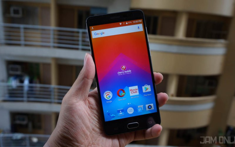 Cherry Mobile Flare S5 Plus Review