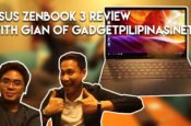 ASUS Zenbook 3 Review with Gian of GadgetPilipinas.net