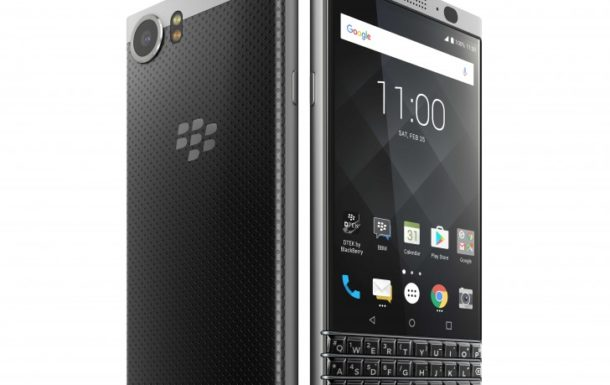 BlackBerry KEYone is now official!