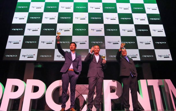 OPPO launches Philippines' Next Top Model Sponsorship