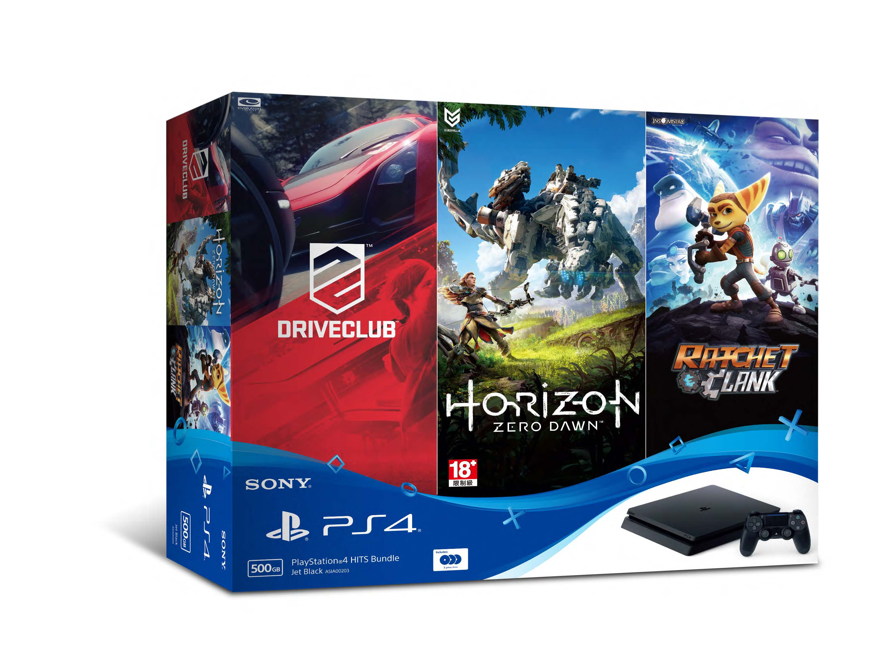 4 Games That Comes With Ps4 : Playstation hits bundle comes with games for only p