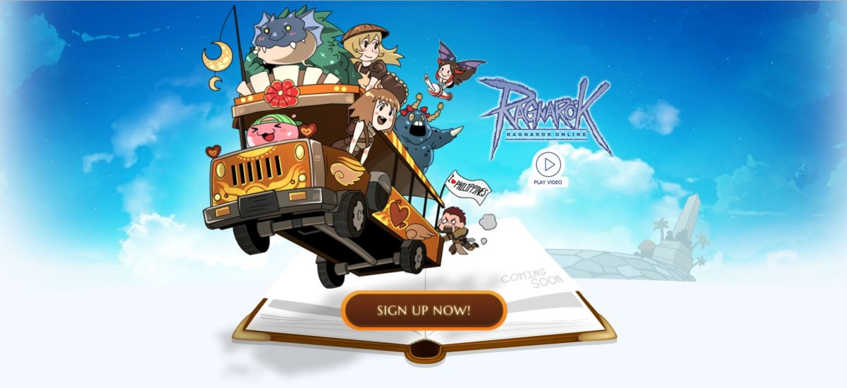 Ragnarok Online Closed Beta Testing Starts this June
