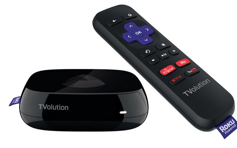 PLDT announces the Roku TVolution Streaming Box