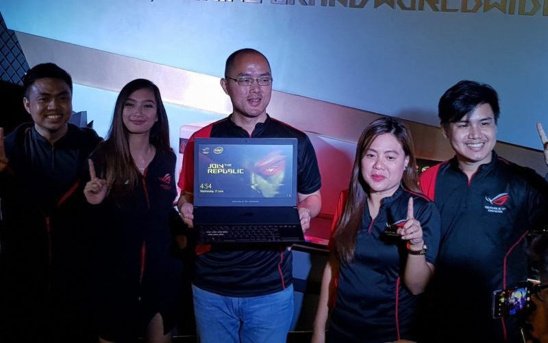 ASUS launches the ROG Zephyrus GX501 in the Philippines