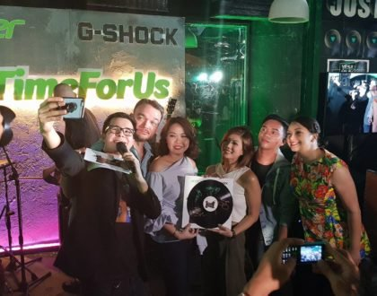 Get a free G-Shock for selected Acer laptops