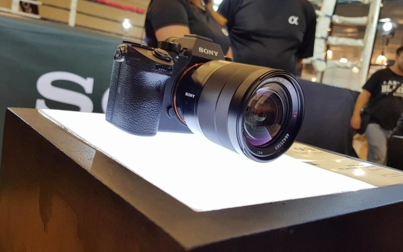 Sony launches the A9 in the Philippines