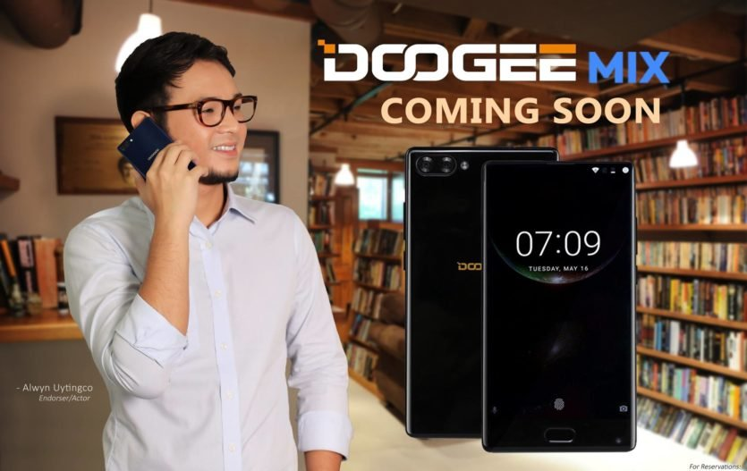 Doogee Mix: Most affordable smartphone with 6GB of RAM and Bezel-less design