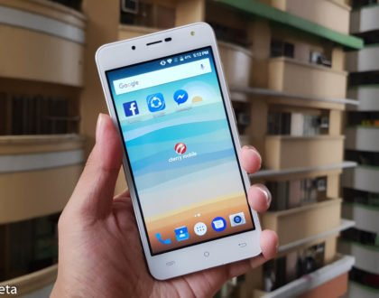 Cherry Mobile Flare P1 Review