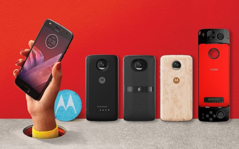 Motorola launches the Moto Z2 Play in the Philippines