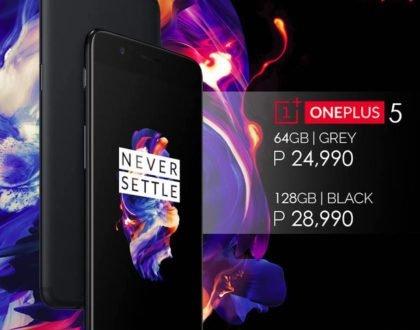 OnePlus 5 Price Drop at Widget City