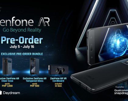 ASUS Zenfone AR now available for Pre-Order