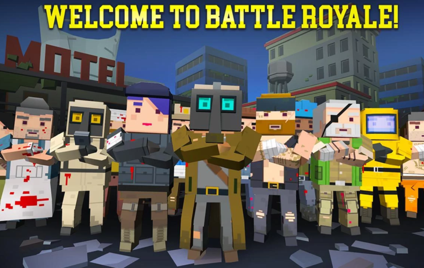 Grand Battle Royale is the closest thing to Playerunknown's Battlegrounds in smartphones