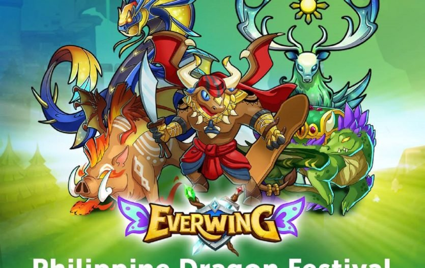 Smart introduces Pinoy Mythical Creatures in Everwing