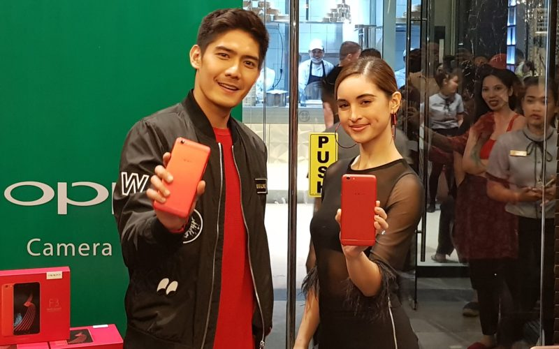 OPPO F3 Red Limited Edition Launched in the Philippines