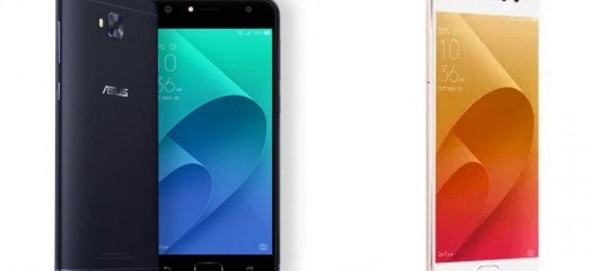 ASUS Zenfone 4 Selfie & Selfie Pro leaks out