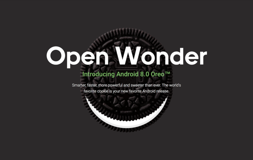 Android O is now Android Oreo