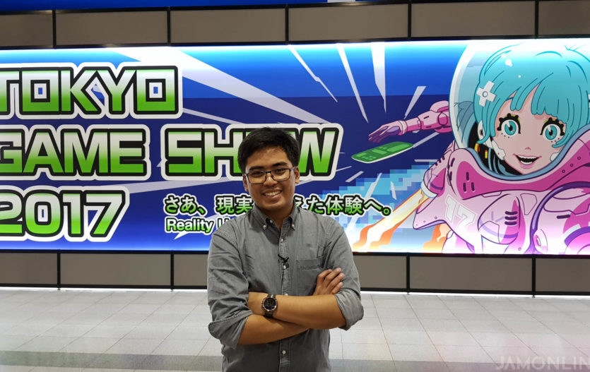 My Top 5 Booths at Tokyo Game Show 2017