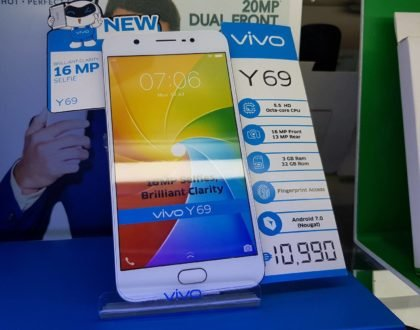 Vivo Y69 Spotted in stores, Priced at P10,990