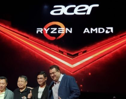 Acer launches the Ryzen-powered Aspire GX-281 in the Philippines
