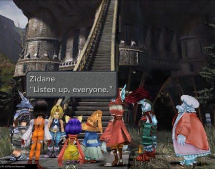 Final Fantasy IX comes to PlayStation 4
