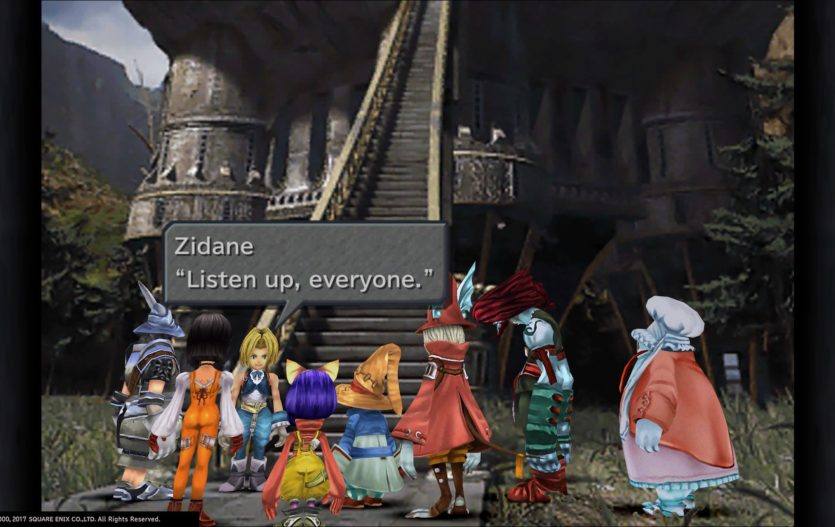 Final Fantasy IX comes to PlayStation 4