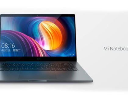 Xiaomi Mi Notebook Pro debuts to compete against the Macbook Pro