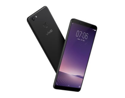 Vivo V7+ Now Official: 5.99-inch FullView Display, Snapdragon 450, & 24MP Selfie Camera