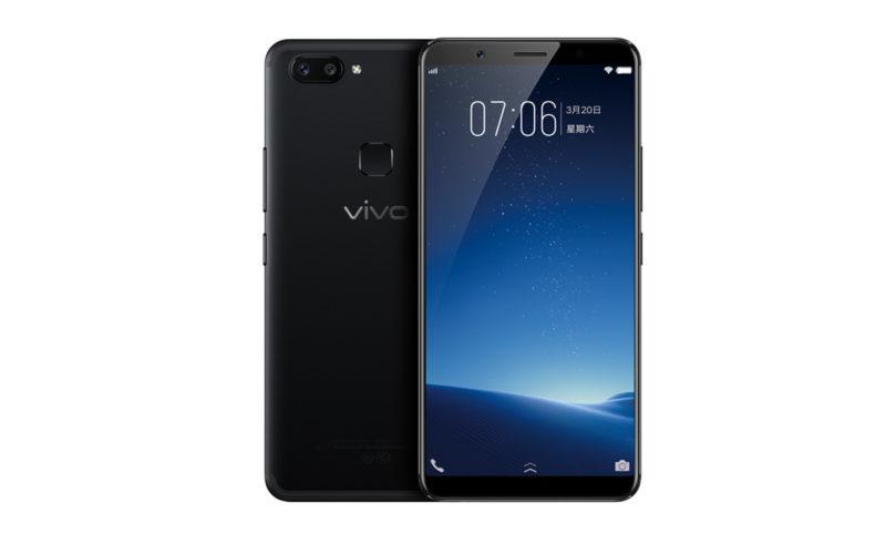 Vivo X20 & X20 Plus Unveiled: Snapdragon 660 Processor & 18:9 FullView Display