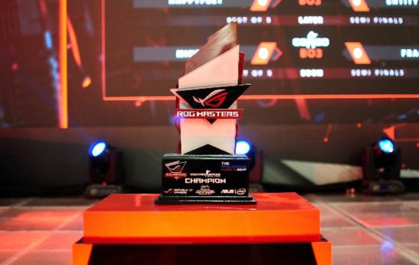 ASUS ROG Masters 2017 APAC Finals will happen in Manila!