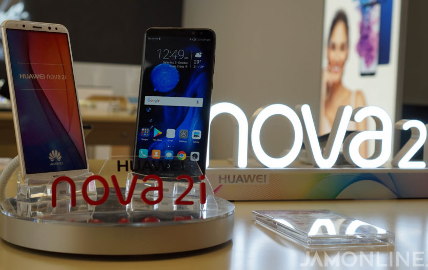 Huawei Nova 2i Launched in the Philippines