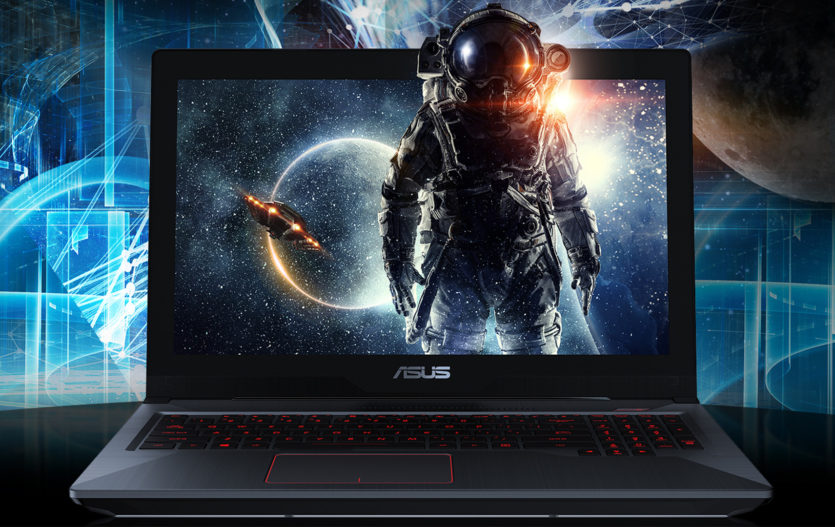 ASUS FX503 Spotted at ASUS Website