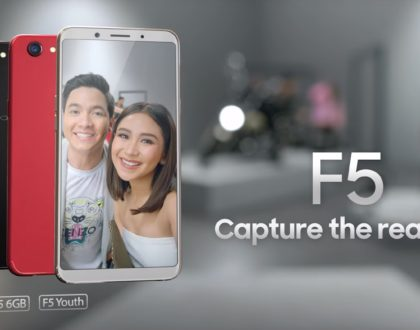 OPPO F5, F5 6GB, & F5 Youth Spotted in their latest commercial