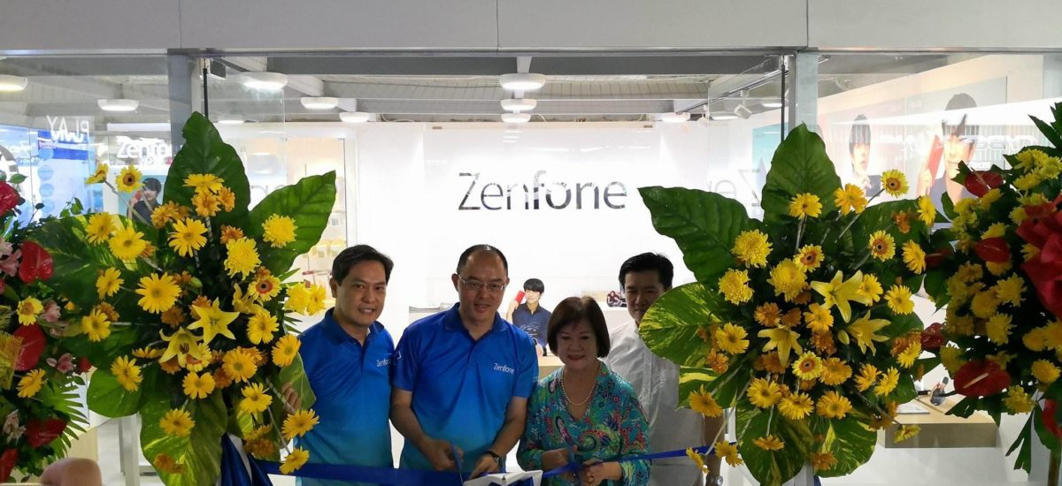ASUS Opens their First Zenfone Concept Store in Visayas