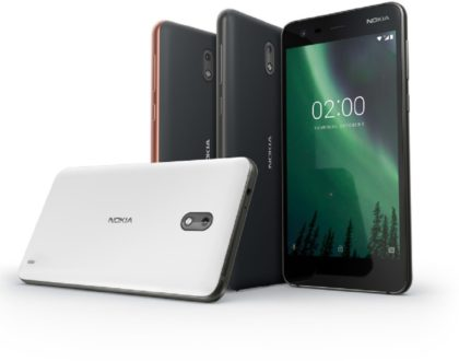 Nokia 2 Unveiled with 4100mAh of Battery