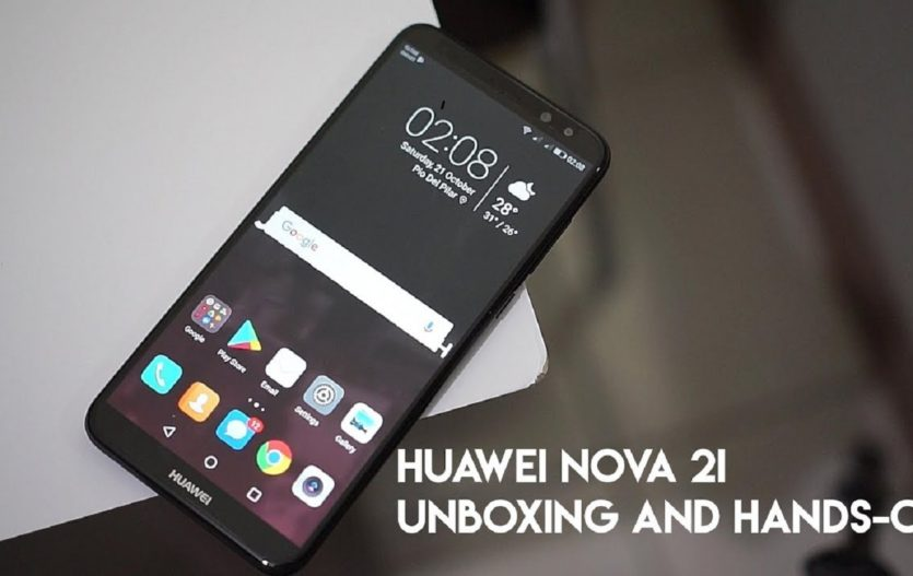 Huawei Nova 2i Unboxing and Hands-On