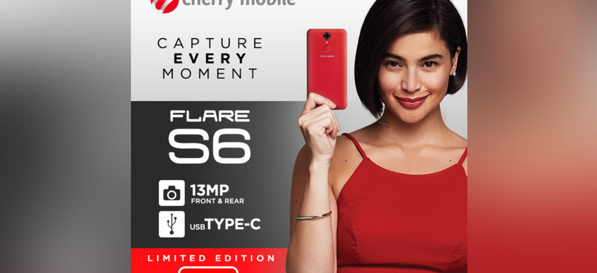 Cherry Mobile launches limited edition Red Flare S6