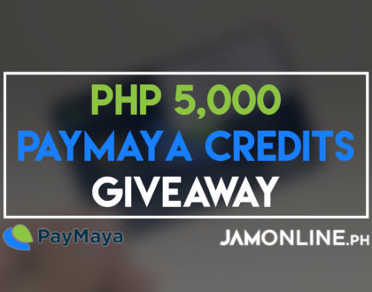 PayMaya Gives you More Reasons to #ShareTheLove with Php5,000 PayMaya Credits Giveaway