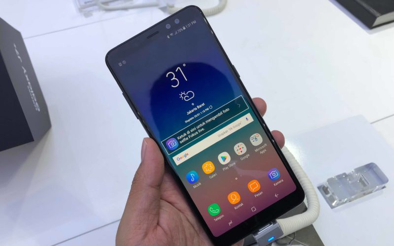 Samsung Galaxy A8 & A8+ (2018) Launched in the Philippines